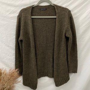 Italian Wool Cardigan